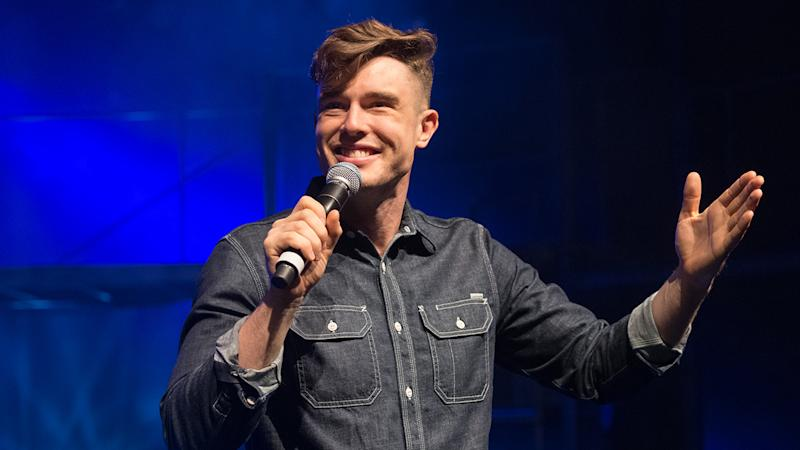Comedian Ed Gamble has some regrets over his role on 'Blue Go Mad In Ibiza' (Image: Getty Images)