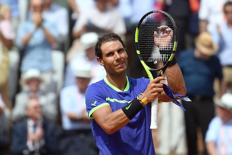 French Open 2017: Highlights: Rafael Nadal cruises past Robin Haase