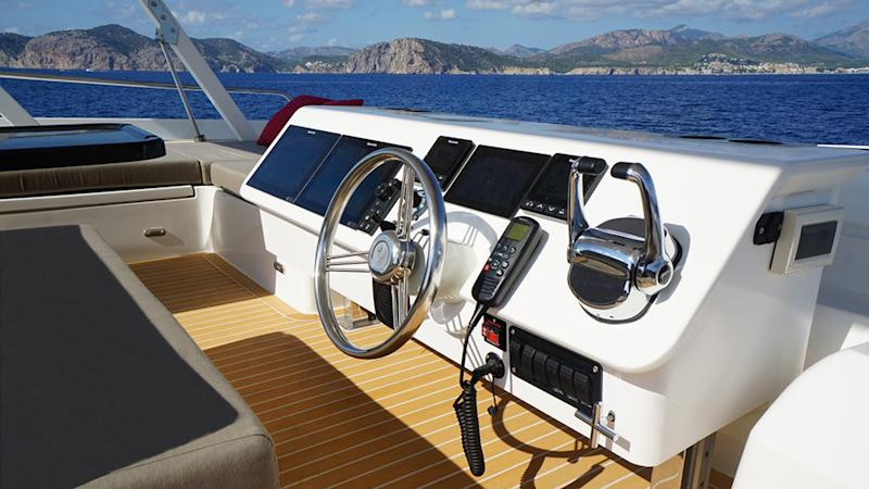 Silent Yachts new solar-powered catamaran Silent-55