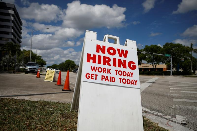 Number of Laid-off Workers Seeking Jobless Aid Stuck at 1.3 Million in US