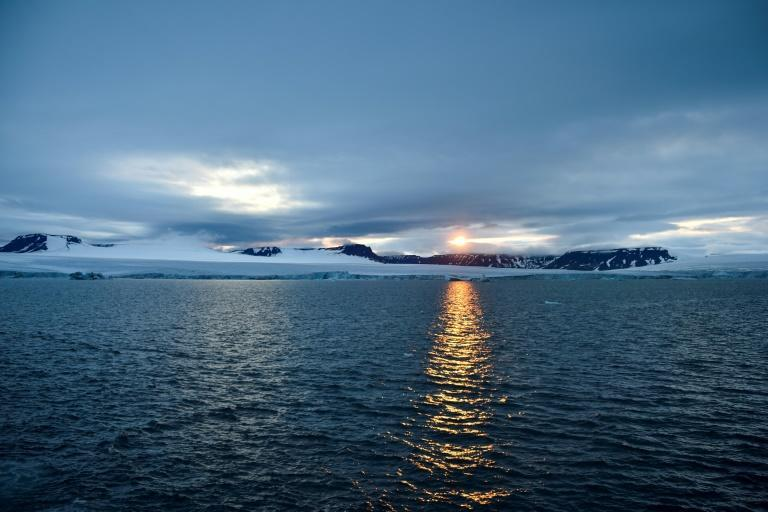 Russia, a third of which is within the Arctic circle, is warming faster than the global average, according to the Rosgidromet meteorological service (AFP/Ekaterina ANISIMOVA)