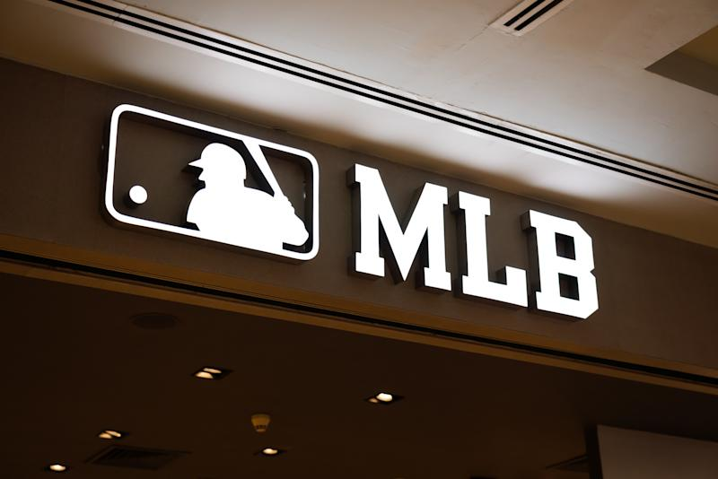 Marijuana was removed from MLB's banned substance list in December. The league, however, isn't completely open to its players using the drug. (Alex Tai/SOPA Images/LightRocket/Getty Images)