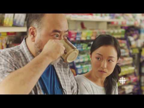 """<p>Hardworking Korean-Canadian immigrants Mr. and Mrs. Kim run a convenience store in downtown Toronto with their two kids. Socially progressive and full of dry humor, <em>Kim's Convenience</em> proves that everyday life is more entertaining than we think.</p><p><a href=""""https://www.youtube.com/watch?v=7_BT3jdkUPg"""" rel=""""nofollow noopener"""" target=""""_blank"""" data-ylk=""""slk:See the original post on Youtube"""" class=""""link rapid-noclick-resp"""">See the original post on Youtube</a></p>"""