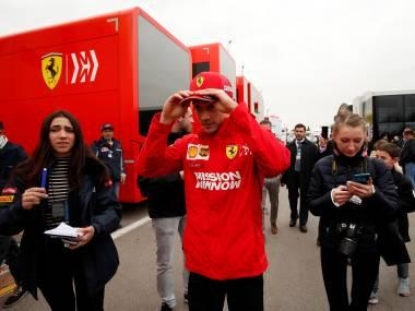 Formula 1 2019: Charles Leclerc says he needs to help Ferrari improve race strategy after finishing 4th in Mexican Grand Prix