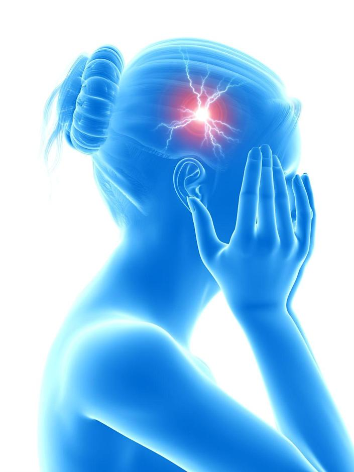 """<p>Once you've figured out what type of headache you have, <a href=""""https://www.prevention.com/life/a20482686/7-headache-and-migraine-causes/"""" rel=""""nofollow noopener"""" target=""""_blank"""" data-ylk=""""slk:here's how to get rid of it ASAP"""" class=""""link rapid-noclick-resp"""">here's how to get rid of it ASAP</a>.</p>"""