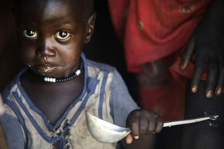 South Sudan has declared famine in some areas and has warned that a million people are on the brink of starvation