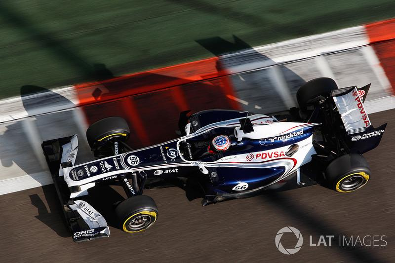 "2011: Williams-Cosworth FW33<span class=""copyright"">Sutton Motorsport Images</span>"