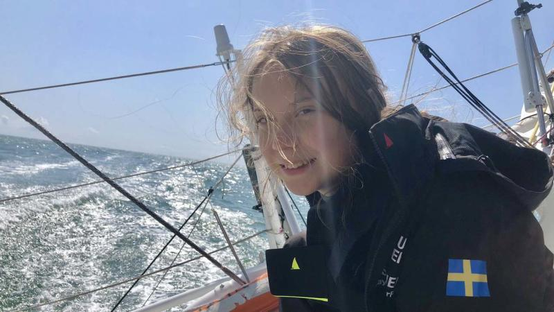 Greta Thunberg's boat to be brought back by sailing team flying two crew to the US