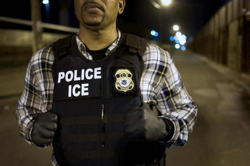Immigration Raids Are Sweeping Up More People Who Weren't Targets