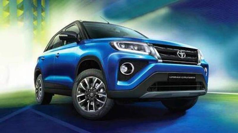 Toyota Urban Cruiser launched in India at Rs. 8.40 lakh