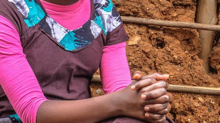 It is illegal to get married under the age of 18 in Kenya