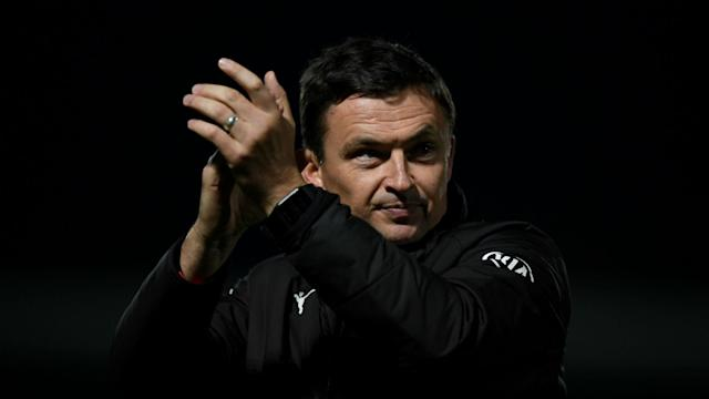 Leeds United have appointed Paul Heckingbottom as Thomas Christiansen's successor on a deal until the end of the 2018-19 season.