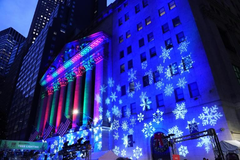Christmas comes early to stock markets