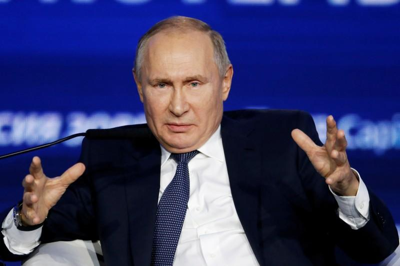 Russia to upgrade homegrown encyclopaedia after Putin pans Wikipedia