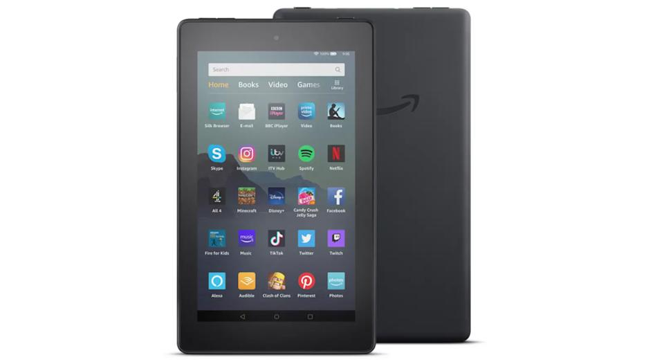 Amazon Fire 7 with Alexa 7 Inch 16GB Tablet