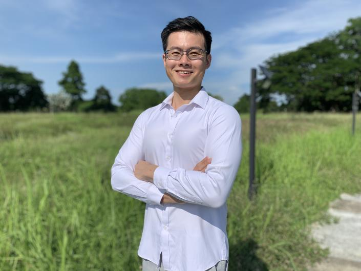 Jonathan Ng from Singapore, an honouree of 50 Next, a list of young people shaping the future of gastronomy. (Photo: 50 Next)