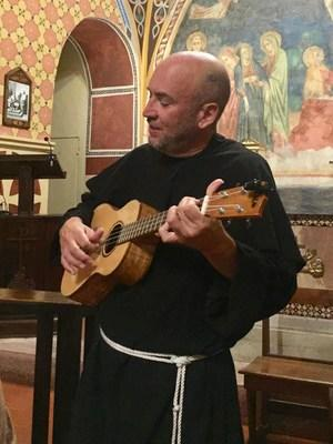 Best-Selling Author James Twyman, Performing as St. Francis of Assisi