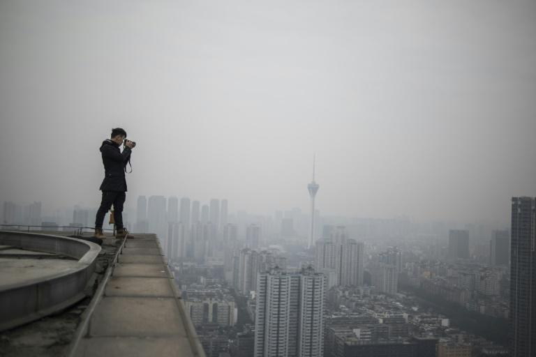 In seven years, Chinese photographer Yan Lei has taken countless photos of Chinese cities