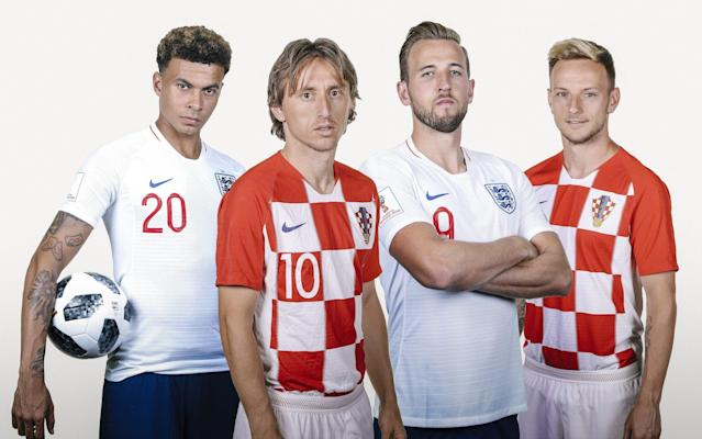 England and Croatia are going for a place in the World Cup 2018 final tonight - and here's all you need to know about the game - FIFA