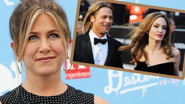 Leave Jennifer Aniston Out of Angelina Jolie and Brad Pitt's Divorce!