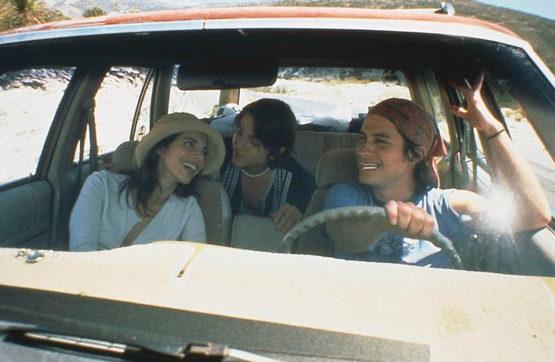 Y Tu Mamá También is a road-trip flick that will make you yearn to head for Mexico.
