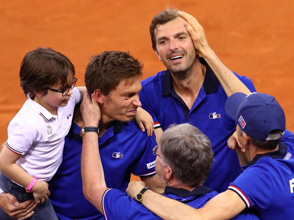 Replacement Benneteau was in top form (Getty)