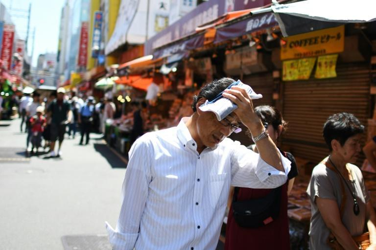 Tokyo has been notorious for its stifling summer for years