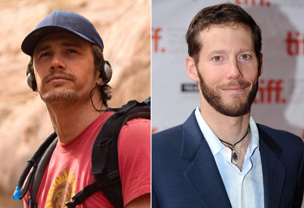 """Movie: """"<a href=""""http://movies.yahoo.com/movie/1810124599/info"""">127 Hours</a>"""" Aron Ralston, who became famous for the extreme measures he went through to free himself after a boulder fell on his arm during a hiking trip, actually had the presence of mind to keep a video diary during the five days ordeal. Though only a handful of friends and family members have seen it -- the tape is currently holed up in a bank vault -- James Franco and director Danny Boyle were permitted to watch it for research purposes."""