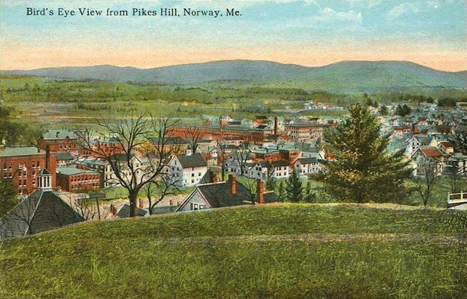 """<p>There isn't anything strange about Norway, but <a href=""""http://www.onlyinyourstate.com/maine/10-strange-town-names-me/"""" rel=""""nofollow noopener"""" target=""""_blank"""" data-ylk=""""slk:the story behind it is"""" class=""""link rapid-noclick-resp"""">the story behind it is</a>. The town name is the result of a clerical error after someone misheard the original name, Norage.</p><p><a href=""""https://www.goodhousekeeping.com/life/g3662/weird-facts-united-states/"""" rel=""""nofollow noopener"""" target=""""_blank"""" data-ylk=""""slk:50 weird facts about all 50 states »"""" class=""""link rapid-noclick-resp""""><em>50 weird facts about all 50 states »</em></a></p>"""