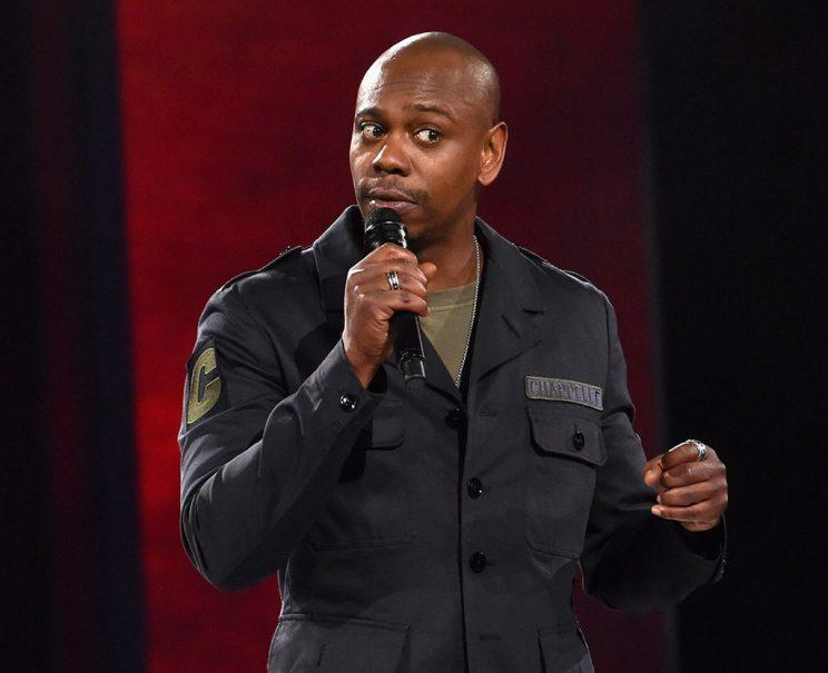 Dave Chappelle is all about making people laugh again. (Photo: Lester Cohen/WireImage)