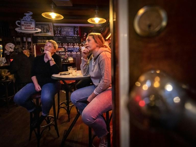 The fresh spike in virus infections across Europe has forced several countries to reimpose containment measures, such as the Netherlands, where bars and restaurants are being shut for at least two weeks