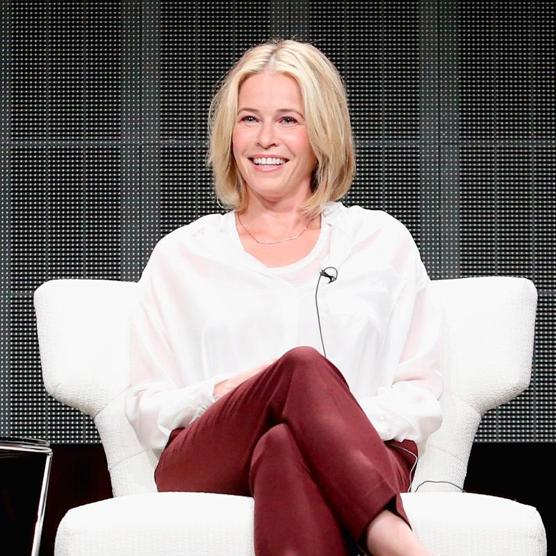 The 1 Theory About Trump's Bizarre Actions That Chelsea Handler Thinks Is True
