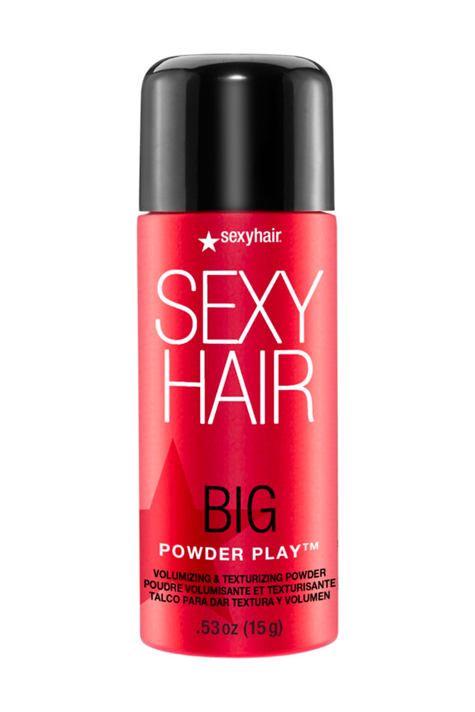 """<p><strong>Sexy Hair</strong></p><p>ulta.com</p><p><strong>$18.95</strong></p><p><a href=""""https://go.redirectingat.com?id=74968X1596630&url=https%3A%2F%2Fwww.ulta.com%2Fulta%2Fbrowse%2FproductDetail.jsp%3FproductId%3DxlsImpprod4270041&sref=https%3A%2F%2Fwww.cosmopolitan.com%2Fstyle-beauty%2Fbeauty%2Fg34362098%2Fbest-hair-volumizing-powder%2F"""" rel=""""nofollow noopener"""" target=""""_blank"""" data-ylk=""""slk:Shop Now"""" class=""""link rapid-noclick-resp"""">Shop Now</a></p><p>There's a reason this hair volume powder has been around for so many years—it's wallet friendly, easy to apply, and gets the job done every freakin' time. After you blast it on your <a href=""""https://www.cosmopolitan.com/style-beauty/beauty/g32495959/best-root-touch-up/"""" rel=""""nofollow noopener"""" target=""""_blank"""" data-ylk=""""slk:roots"""" class=""""link rapid-noclick-resp"""">roots</a>, <strong>t</strong><strong>he formula quickly dries down into a liquid-y texture</strong>, leaving behind the perfect amount of volume, grit, and lift.</p>"""