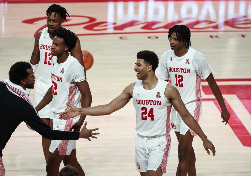 NCAA Basketball: Alcorn State at Houston