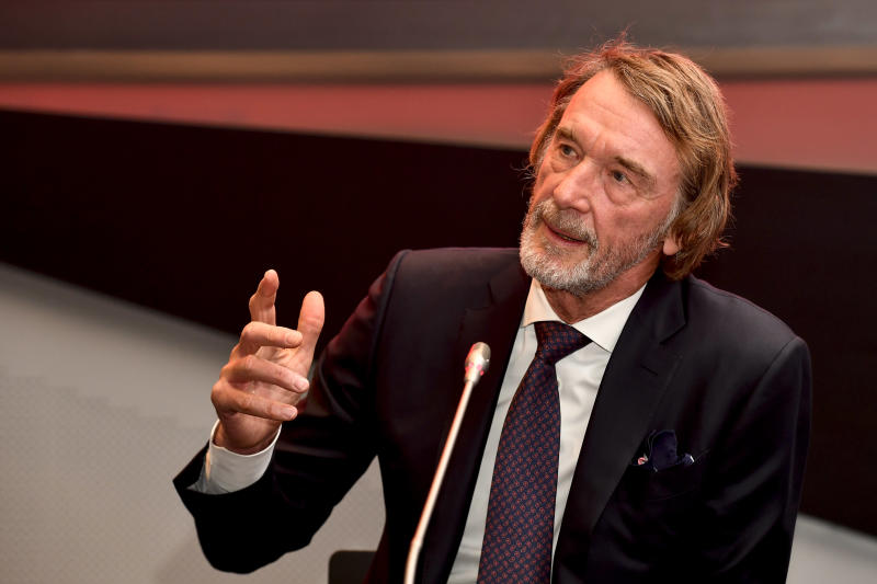 70de298a1 Sir Jim Ratcliffe  Britain s richest sports owners following Team Sky  takeover