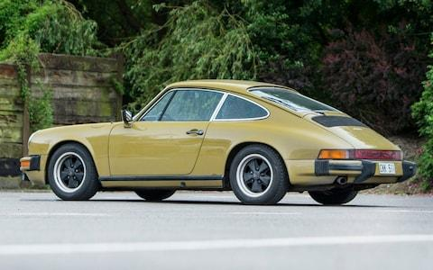 Porsche 911S The Bridge - Credit: Bonhams