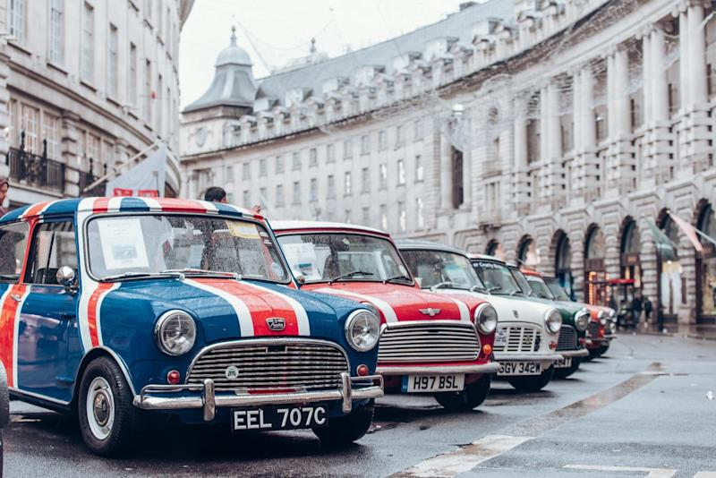 The Regent Street Motor Show is a free-to-attend open-air event
