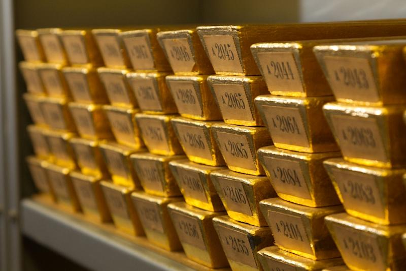 Germany repatriates gold reserves ahead of schedule