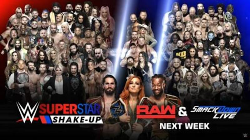 WWE Superstar Shakeup: Which SmackDown superstars should move to Raw?
