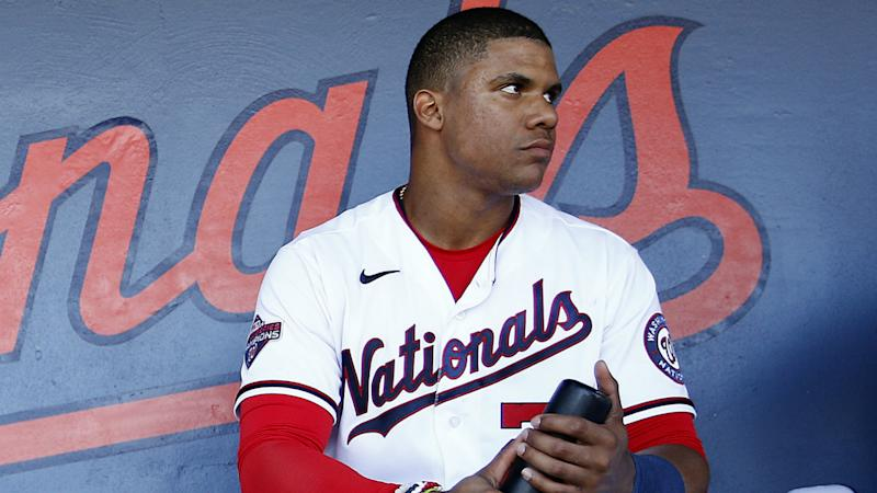 Nationals' Soto reinstated after COVID-19 diagnosis