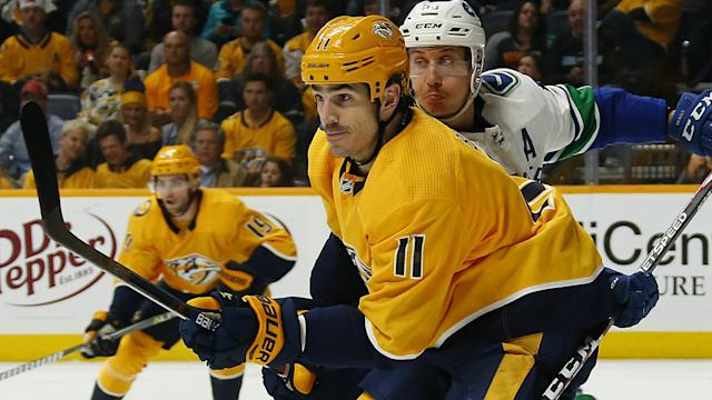 Florida Panthers sign center Brian Boyle to one-year deal