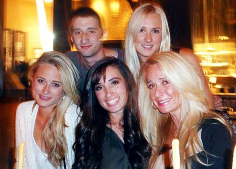 Kim Richards: I'm Trying to Reconnect With My Kids After Rehab