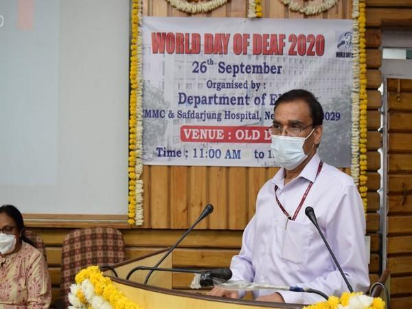 Principal Advisor of the Ministry of Health and Family Welfare, Dr PK Sen (file photo)