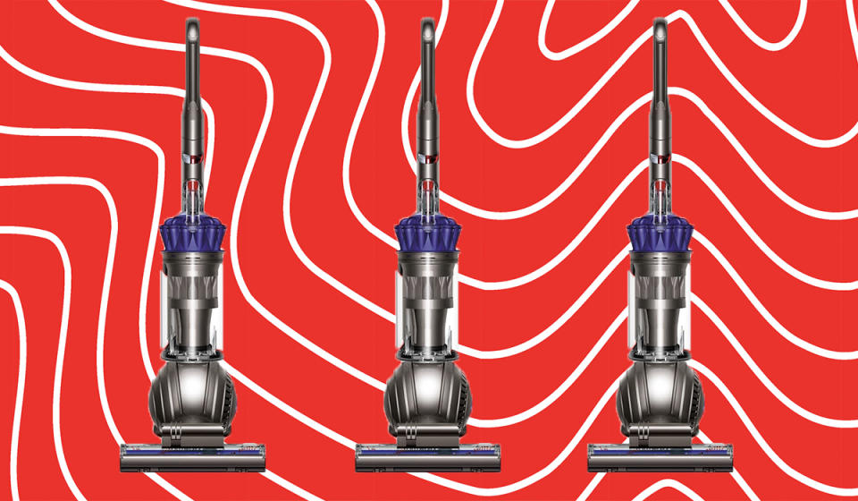 Score up to half off Dyson vacs, dryers and more. (Photo; Nordstrom Rack)
