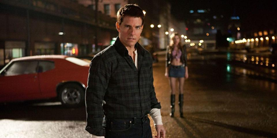 Tom Cruise in Jack Reacher (Credit: Paramount Pictures)