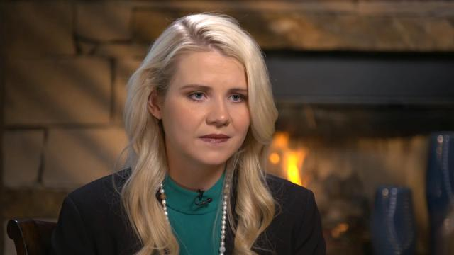 Elizabeth Smart? is opening up about why she believes Wanda Barzee, one of her kidnappers who is set to be released, is still a danger to the public. Smart spoke to Gayle King in her first interview since getting word of the release.