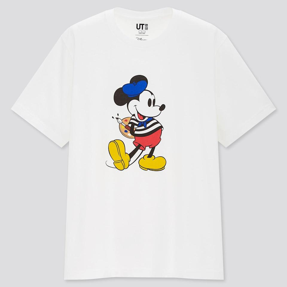<p>This <span>Uniqlo Magic For All Icons T-shirt</span> ($20) will make anyone smile.</p>