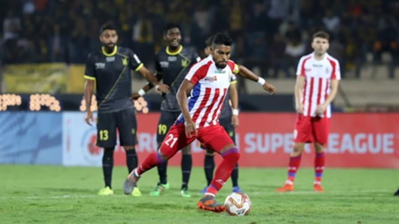 Roy Krishna - I will work hard to help ATK Mohun Bagan have a successful AFC Cup outing