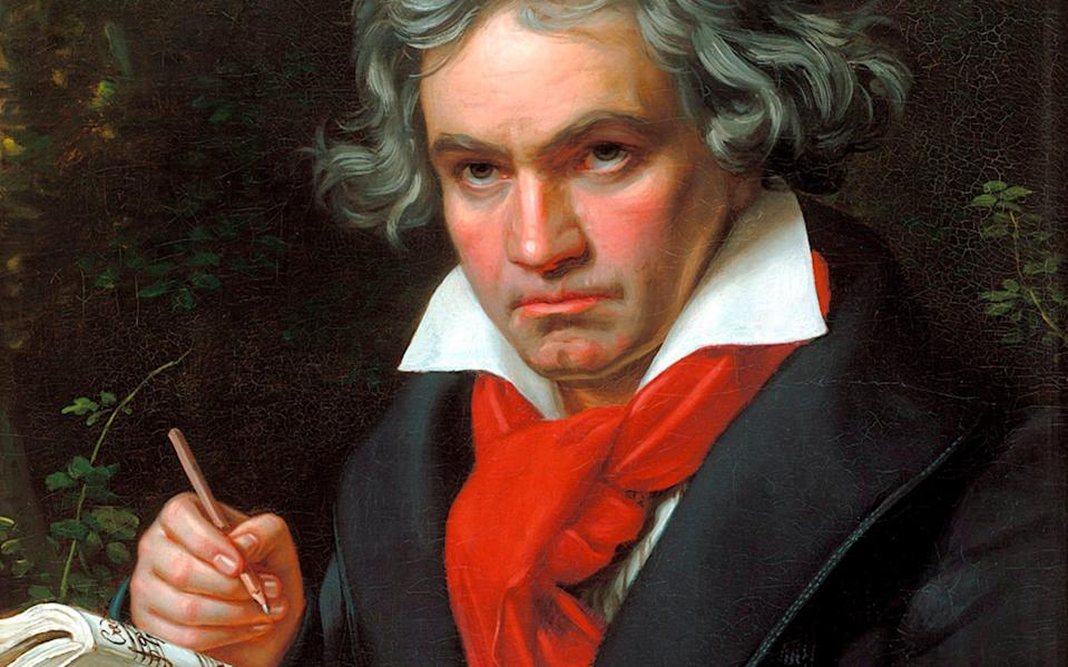 Beethoven painted by Stieler - Getty Images