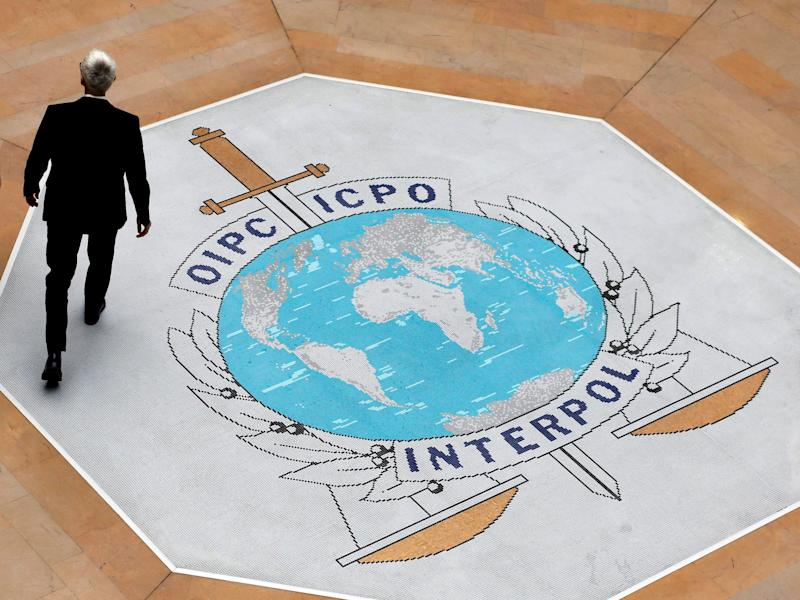 Interpol is being used at the sharp end of Russian expansionism in the Balkans: AP